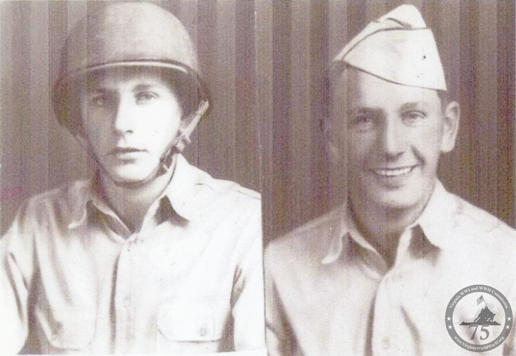 Vadasy, Robert & William - WWII Photos