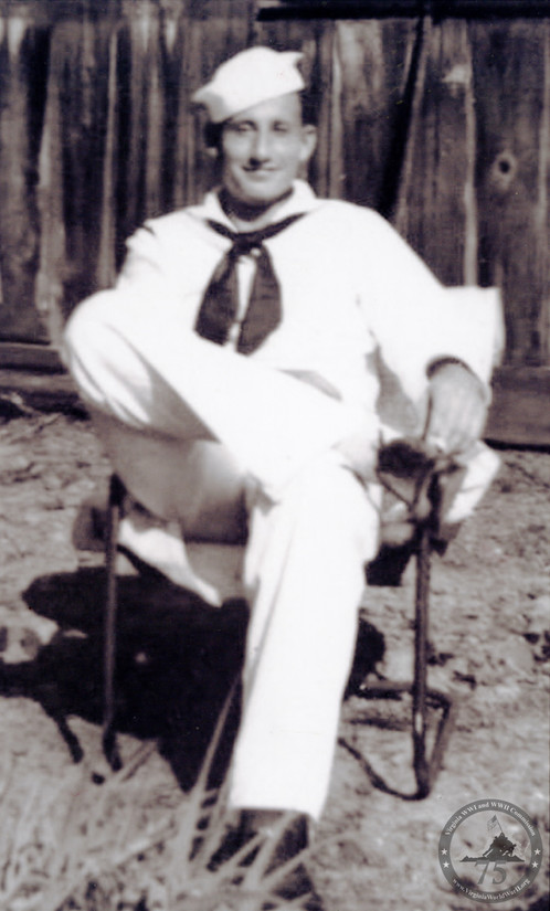Oates, Herbert - WWII Photo