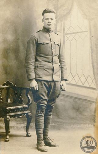 Riggin, Emmet - WWI Photo