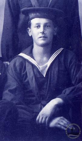 Gibson, Raymond L. - WWI Photo