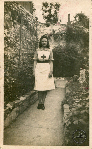 Daley, Margret L. - WWII Photo
