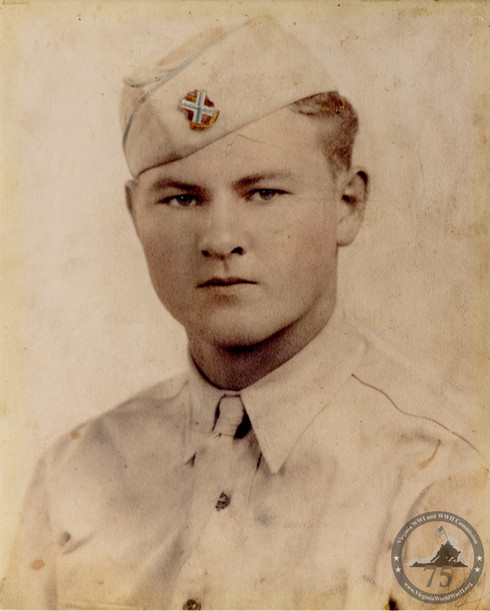 Henderson, James - WWII Photo