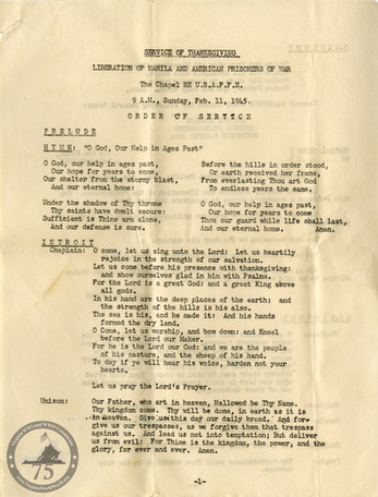 Loker, Otis M. - WWII Document