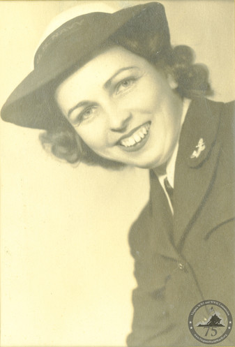 Heffner, Essie R. - WWII Photo