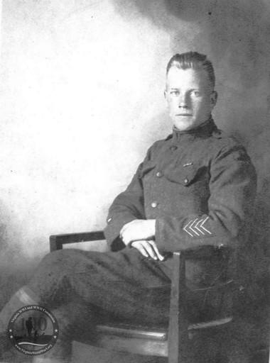 Yahner, Basil S. - WWI Photo