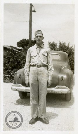 Loker, Otis M. - WWII Photo
