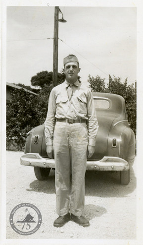 Loker, Otis M. - WWII Photo