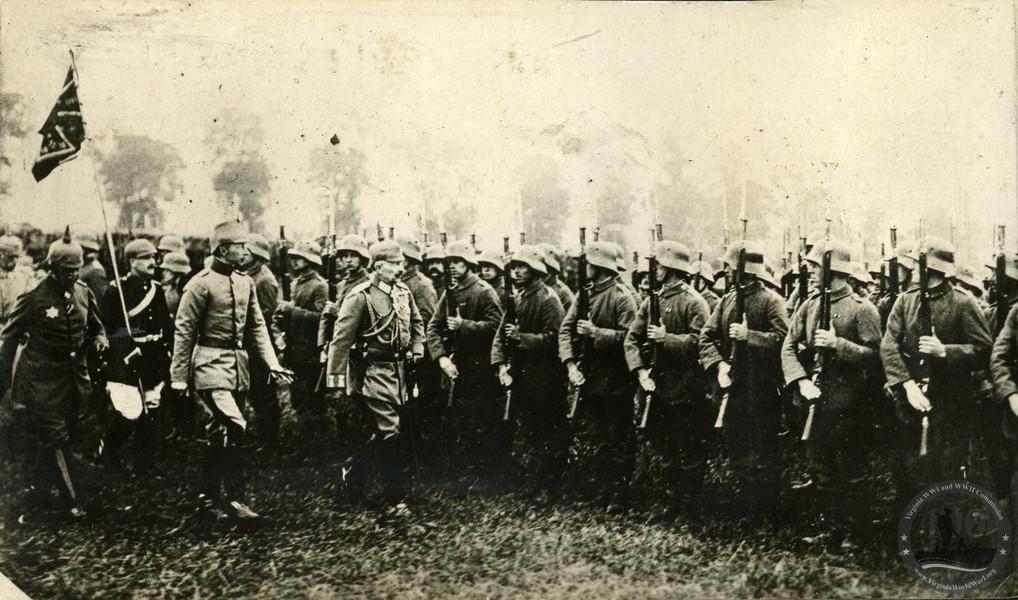 Brosch, Frank J. - WWI Photos
