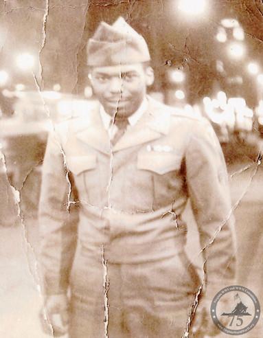 Meredith, Winston - WWII Photo