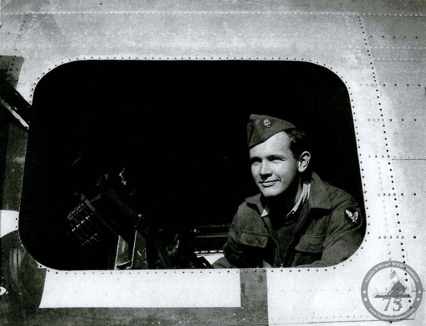 Holdsworth, Ralph - WWII Photo