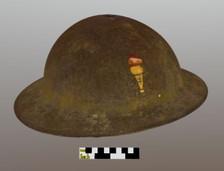 """M1917 """"Brodie"""" Helmet ▼"""