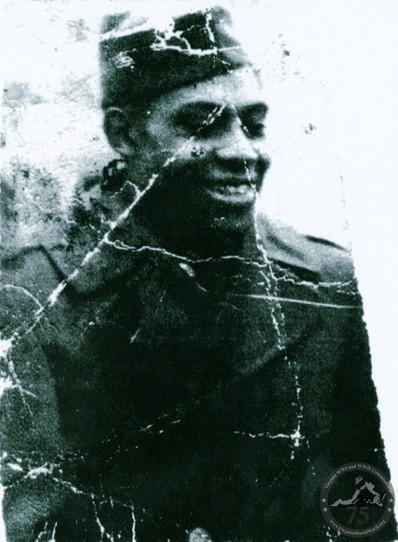 Allen, McKinley - WWII Photo