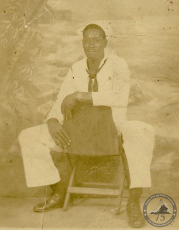 Johnson, Albert - WWII Photo