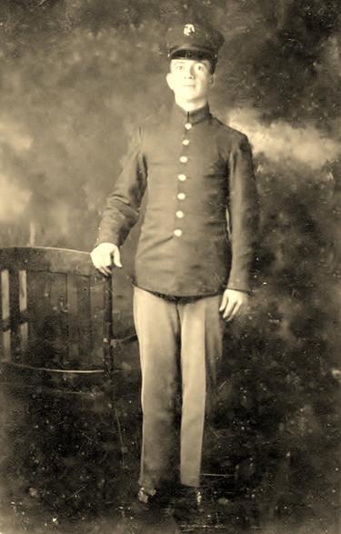 Grady, James A. - WWI Photo