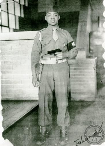 Langley, George - WWII Photo