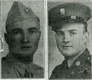 Allen, William & James - WWII Photo