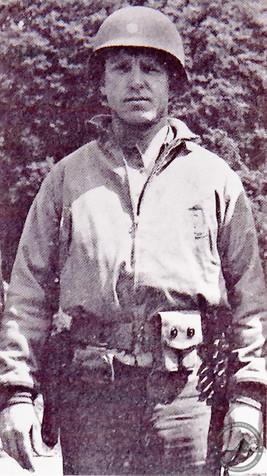 Meeks, Lawrence E. - WWII Photo