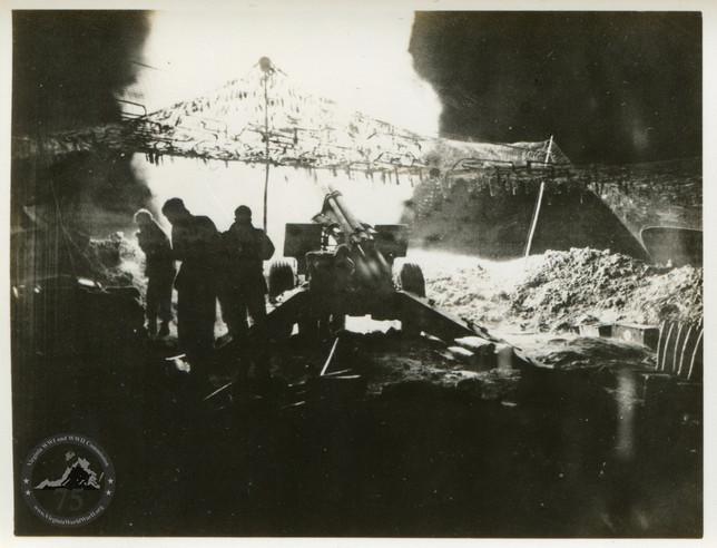 Bull, Edward P. - WWII Photo