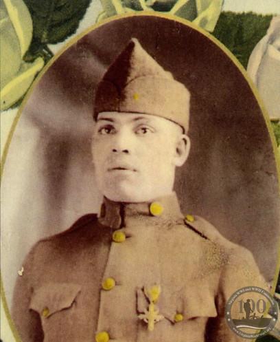 Burrell, Reuben - WWI Photo