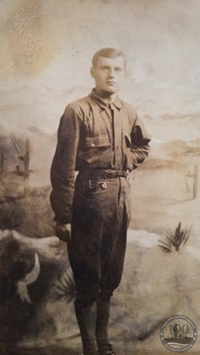 Goephart, Fred - WWI Photo