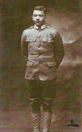 Allen, Hurbert - WWI Photo