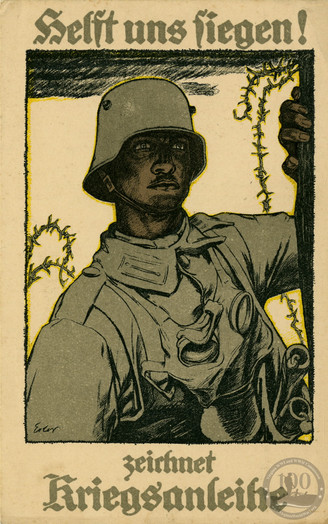 John Eaves World Wars Collection - WWI Poster