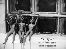 セレステ・ウレアガ 写真展  『さまざまなフェミニズム - EROTICAS DE LO FEMININO』 12/3(火)-12/8(日)