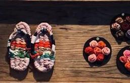 【ギャラリーOGU MAG】工房加子ちりめん細工 4/29(木)-5/2(日), 5/6(木)-5/9(日)
