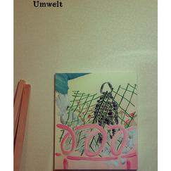 """川邊真生 個展 """"Umwelt""""  7/21(火)~7/26(日)"""