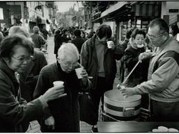 [OGU MAG+ リニューアルオープン記念] 小泉定弘写真展「あらかわの下町商店街」3/18-4/18