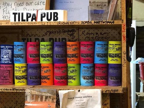 Tilpa Pub Stubby Cooler