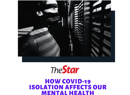 How COVID-19 Isolation Affects Our Mental Health