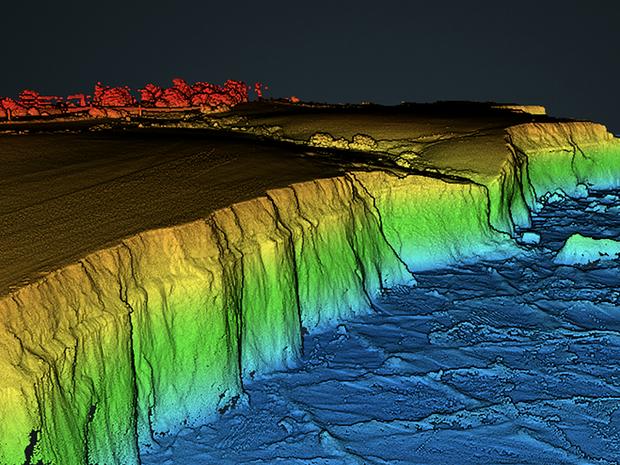 Coastline Mapping