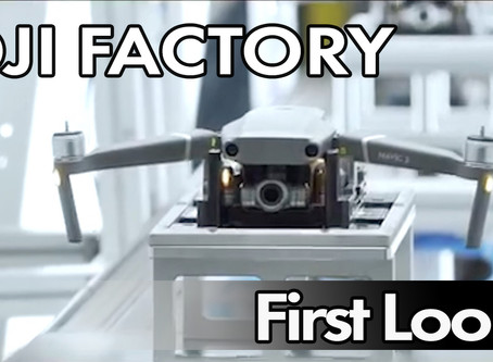 How DJI Drones Get Made | Exclusive Factory Tour