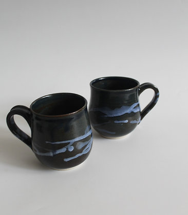 Stormy Blue - Mug