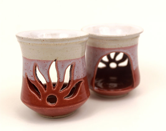Red and White - Oil burner