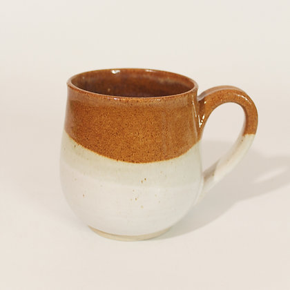 Caramel & White - Mug