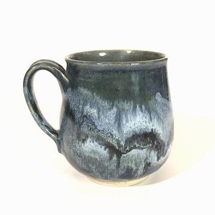 Grey Blue - Mug
