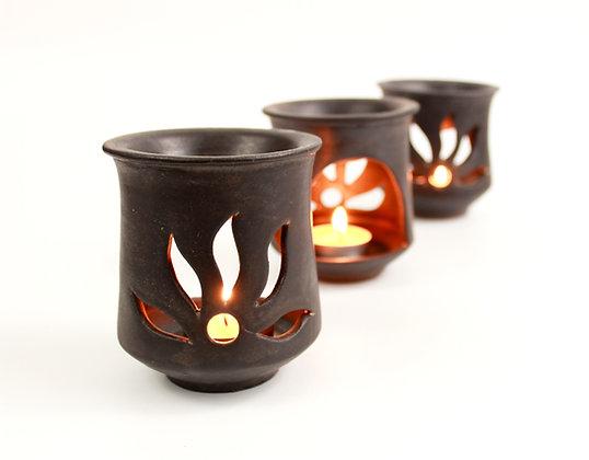 Matte Black Oil-burner