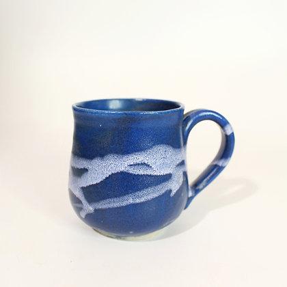 Matte Blue - Mug