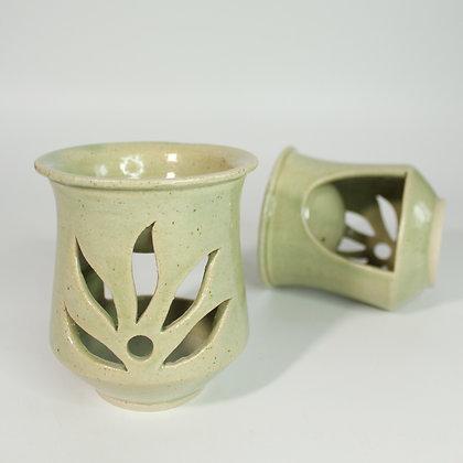 Sage Green Oil-burner