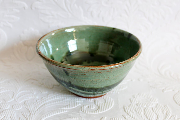 Earthy Green Bowl