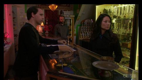 Elementary with Lucy Liu