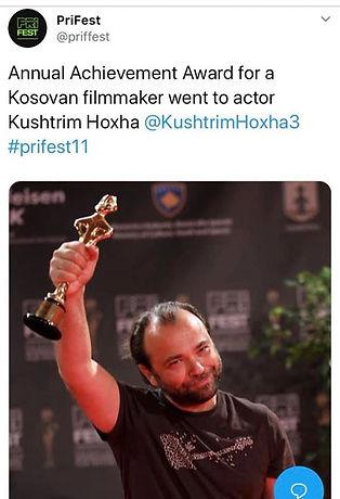 Thank you PriFest - Prishtina Internatio