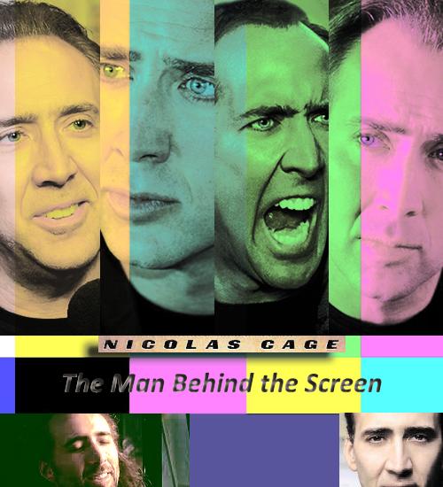 Retro Movie Cover Design
