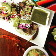 Arracherra Tacos @ Cantina Azteca