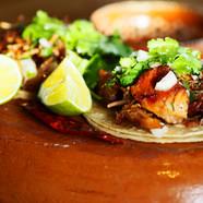 Mexican Tacos @ Cantina Azteca