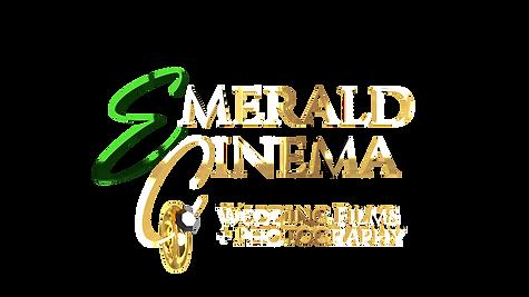 Emerald Cinema Films Photography Logo Gr