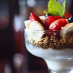 Fruity Parfait @ Cantina Azteca