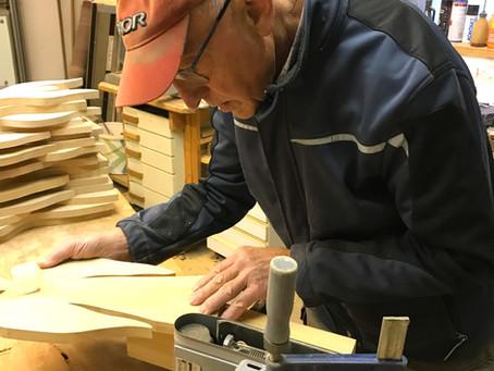Über mich und meine Liebe zum Holz